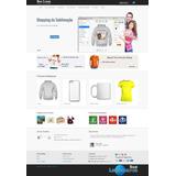 Site Personalização De Produtos Online Case Camisas