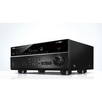 Receiver Yamaha Rx-v681 Bivolt 7.2 4k/3d/wifi/bt/zona2/atmos
