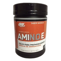 Intra Entreno On Amino Energy 585 Gr (65 Srvs) Naranja