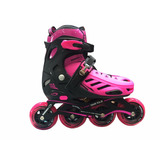 Patines Semiprofesionales Canariam Black Magic, Patin Linea