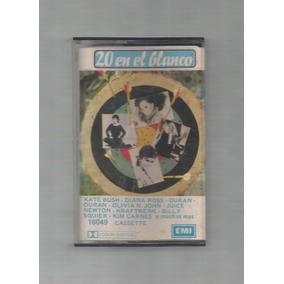 20 En El Blanco Duran Duran Kate Bush Kraftwerk Cassette