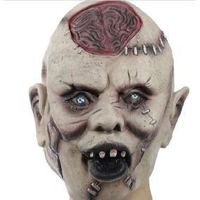 Máscara Para Festas Zumbi The Walking Dead - Pronta Entrega