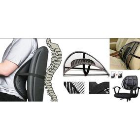 Cojin Lumbar Para Silla Oficina Dolor De Espalda Estress