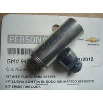 Trava Anti-furto Estepe S-10 Nova 12/ 94756077 Novo Origina