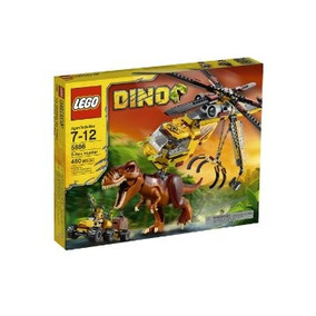 Juguetes Lego Cazador Dino T-rex 5886 Café