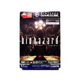 Biohazard Japones - Nintendo Gamecube - Resident Evil
