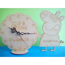 Souvenirs Reloj Infantiles Originales Peppa, My Litlle Ponny