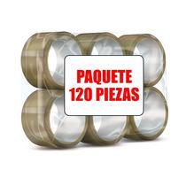 Cinta Canela Transparente Paquete 120 Piezas Envio Gratis