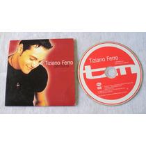 Perdona Tiziano Ferro Cd Sencillo 2002 Emi Music Mexico