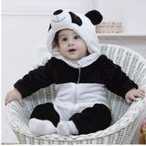 Macacão Batman Panda Homem Aranha Stitch Minions Bebê