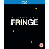 Blu-ray Box Fringe The Complete Series Seasons 1-5 Lacrado