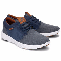 Zapatillas Supra Hammer Run Navy Brown - Sp061109