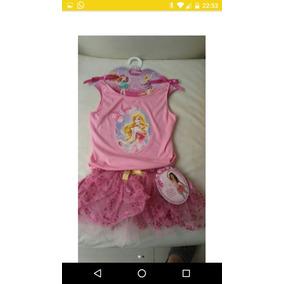 Vestido De Bailarina Princesa Aurora Original Disney Store