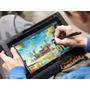 Mesa Desenho Digital Touch Led Tipo Wacom Cintiq 13hd Intuos