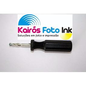 Verruma, Drill, Furador P/ Cartuchos, Bulk Ink,