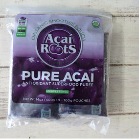 Acai Roots Puré Concentrado
