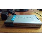 Switch D-link Des-1008d 8 Port 10/100 Fast Ethernet