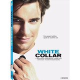Dvd White Collar 2ª Temporada Completa 4 Dvds