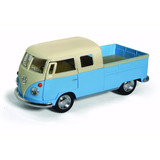 Volkswagen Kombi 1963 Bus Pick Up 1:34 Cl12