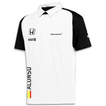 Chomba Mclaren Honda F1 Fernando Alonso / Ent Inmed_exkarg