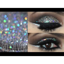 Mac Glitter Fracionado- Cor 3d Silver - Original