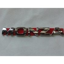 Kit De Emblema Monza Gl Efi Chevrolet