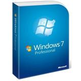 Windows 7 Pro Professional Licencia Original Para 1 Pc