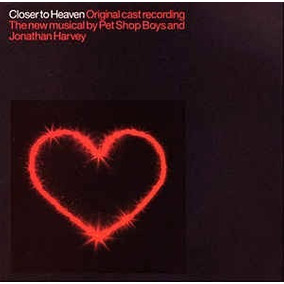 Cd Closer To Heaven Original Cast Pet Shop Boys