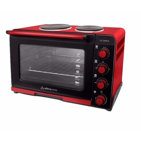Horno Ultracomb Uc-40ac Doble Anafes Electrico 40 Litros