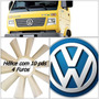 Hélice Do Radiador Volks 7100 7110 8140 Mwm Cummins 10 Pás