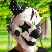 Mascara Palhaço Assassino Terror Cosplay.latex. Mais Barato