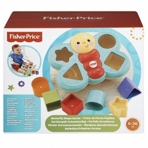 Brinquedo Fisher Price Encaixa Borboleta