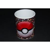 Taza Mágica Pokemon All 3d Envio Gratis
