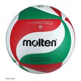 Balón Voleibol V5m4500 Profesional Escolar Molten Soft Touch