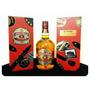 Whisky Chivas Regal 12 Años 1lts. - Origen Escocia En Lata!!