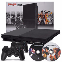 Video Game Console De Jogos Antigos Pap 1000