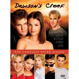 Dvd: Dawson Creek Temporada 3 **encargo**