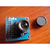 Camara Vga Ov7670 Lente Cmos 640x480 Interfaz Arduino