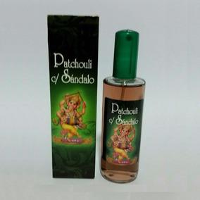 Perfume Patchouli Con Sándalo-importado De India Atrae Exito