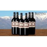 Vino Rutini Cabernet Malbec 750 Ml Bodega La Rural