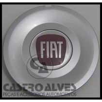 Calota Centro Tampa Roda Fiat Stilo Aro 16 Wolverine - 1 Pç