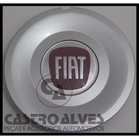 Calota Miolo Tampa Roda Fiat Stilo Aro 16 Wolverine - 1 Pç