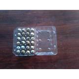 Bandejas Plasticas Para 24 Huevos De Codornices