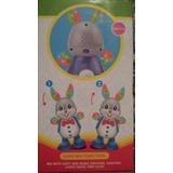 Vendo Conejo Con Sonido, Movimiento Y Luz