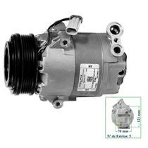 Compressor Ar Condicionado Corsa 1.0 8v Flex 2004 A 2012