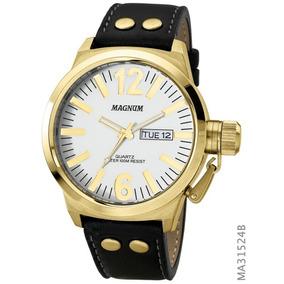 Relógio Magnum Masculino Military Ma31524b C/nf