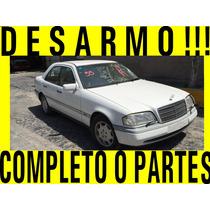 Mercedes C230 Kompressor 1997 Completo O Partes Refacciones