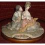 Porcelana Italiana Capodimonte