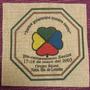 Parche Boy Scout - Insignia Pre-campamento 2003