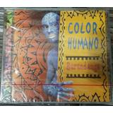 Cd Color Humano Burundanga Nuevo Sellado